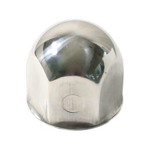 Watts Wheels Premium Truck Accessories - 38mm Stainless Steel Nut Cover