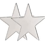Watts Wheels Premium Truck Accessories - 019ST - Ornamental Star- twin pack