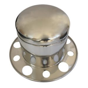 Watts Wheels Premium Truck Accessories - ACR28551 Axle Cover - Removable Cap