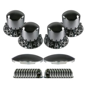 Watts Wheels Premium Truck Accessories - AFKL001-32 | Chrome Axle Cover Kit - US Origin Trucks